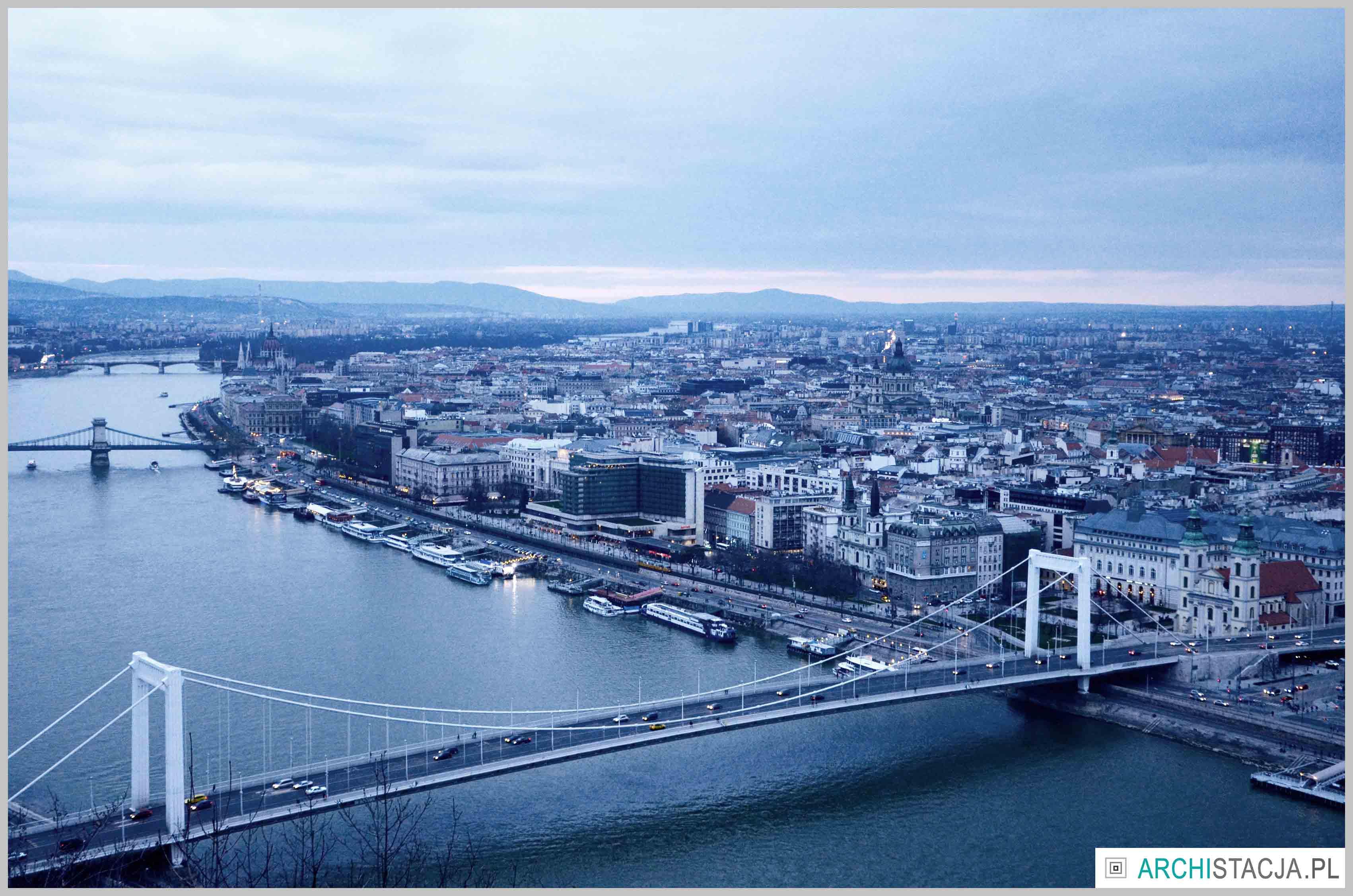 Budapeszt-widok
